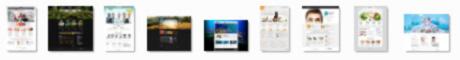 Бесплатные html шаблоны с слайдером на jQuery